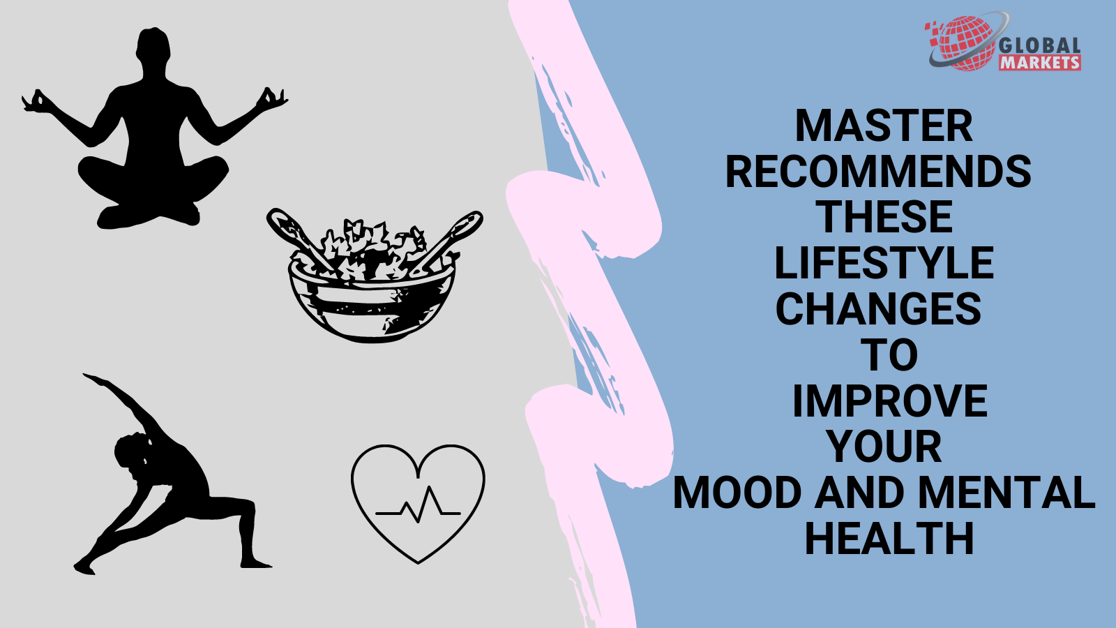 Master Recommends These Lifestyle Changes To Improve Your Mood And Mental Health