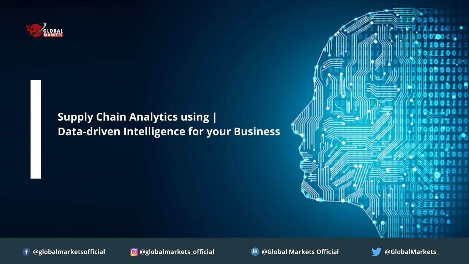 Supply Chain Analytics using Data-driven intelligence for your business