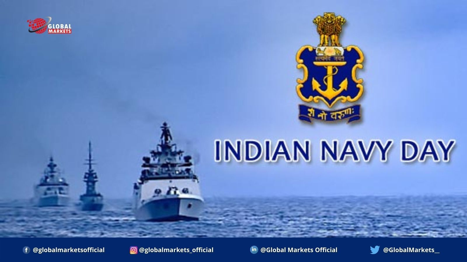 Remembering  The Achievements Of  Indian Navy  On The 46th Navy Day