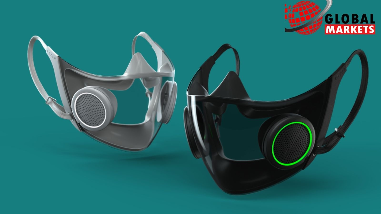 Razer has created athinkingN95masks with RGB and voice projection.