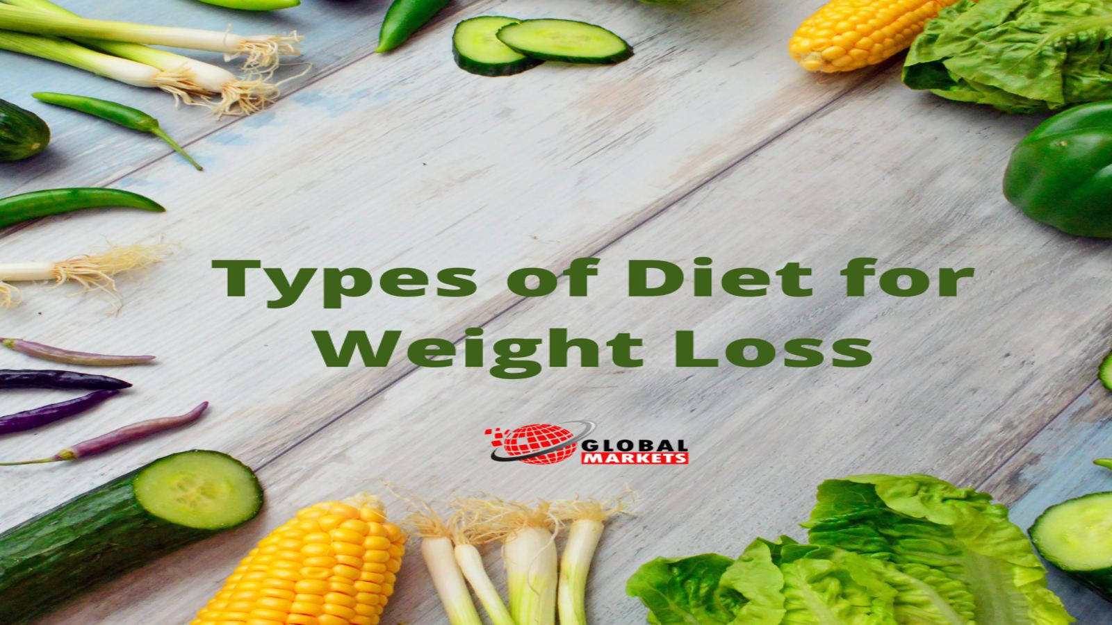 Eight common diets which will help you in losing weight