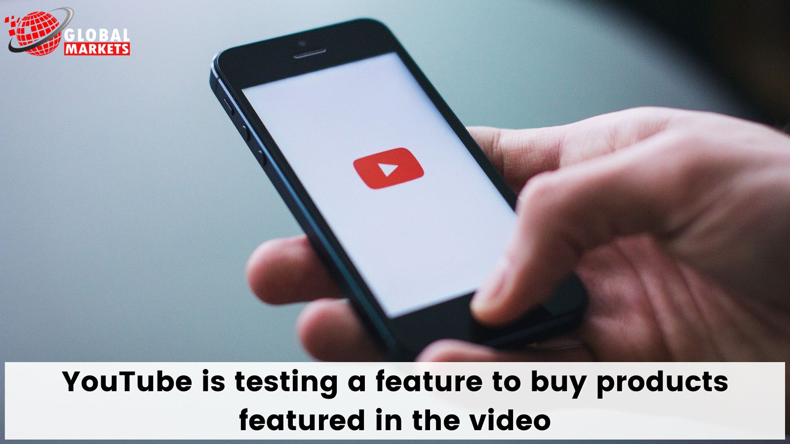 YouTube is testing a feature to buy products featured in the video