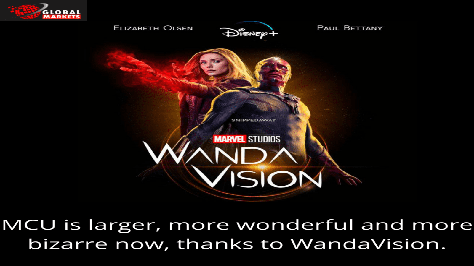 MCU is larger, more wonderful and more bizarre now, thanks to WandaVision.