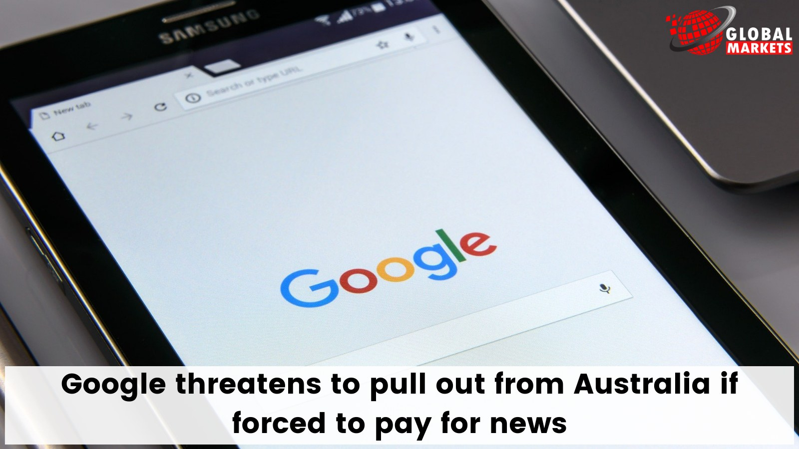 Google threatens to pull out from Australia if forced to pay for news