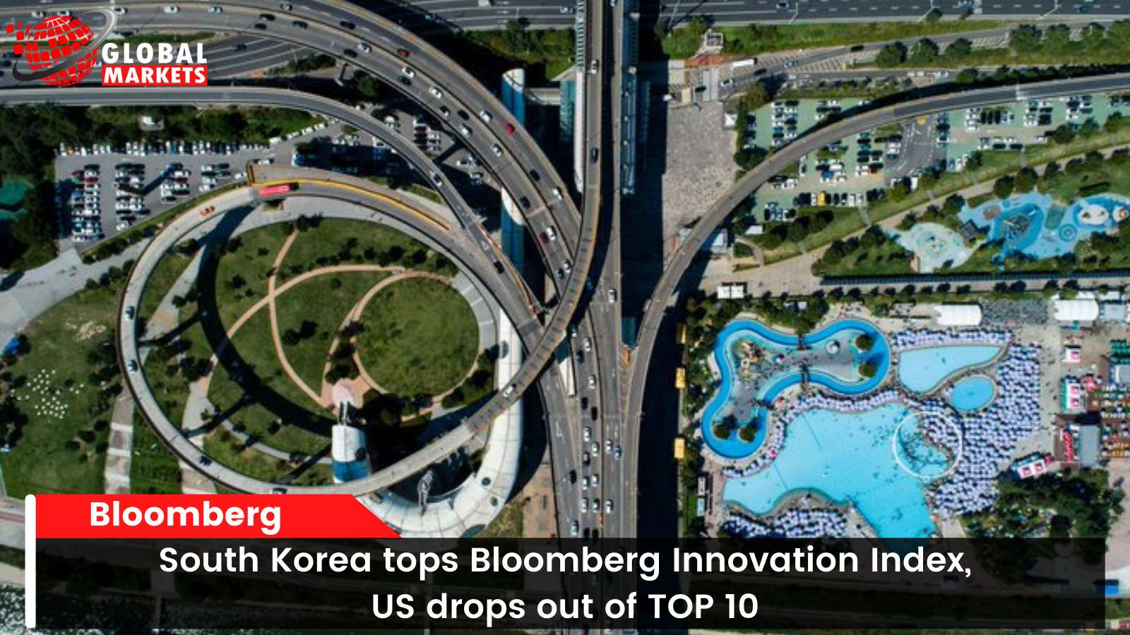 South Korea tops Bloomberg Innovation Index, US drops out of TOP 10