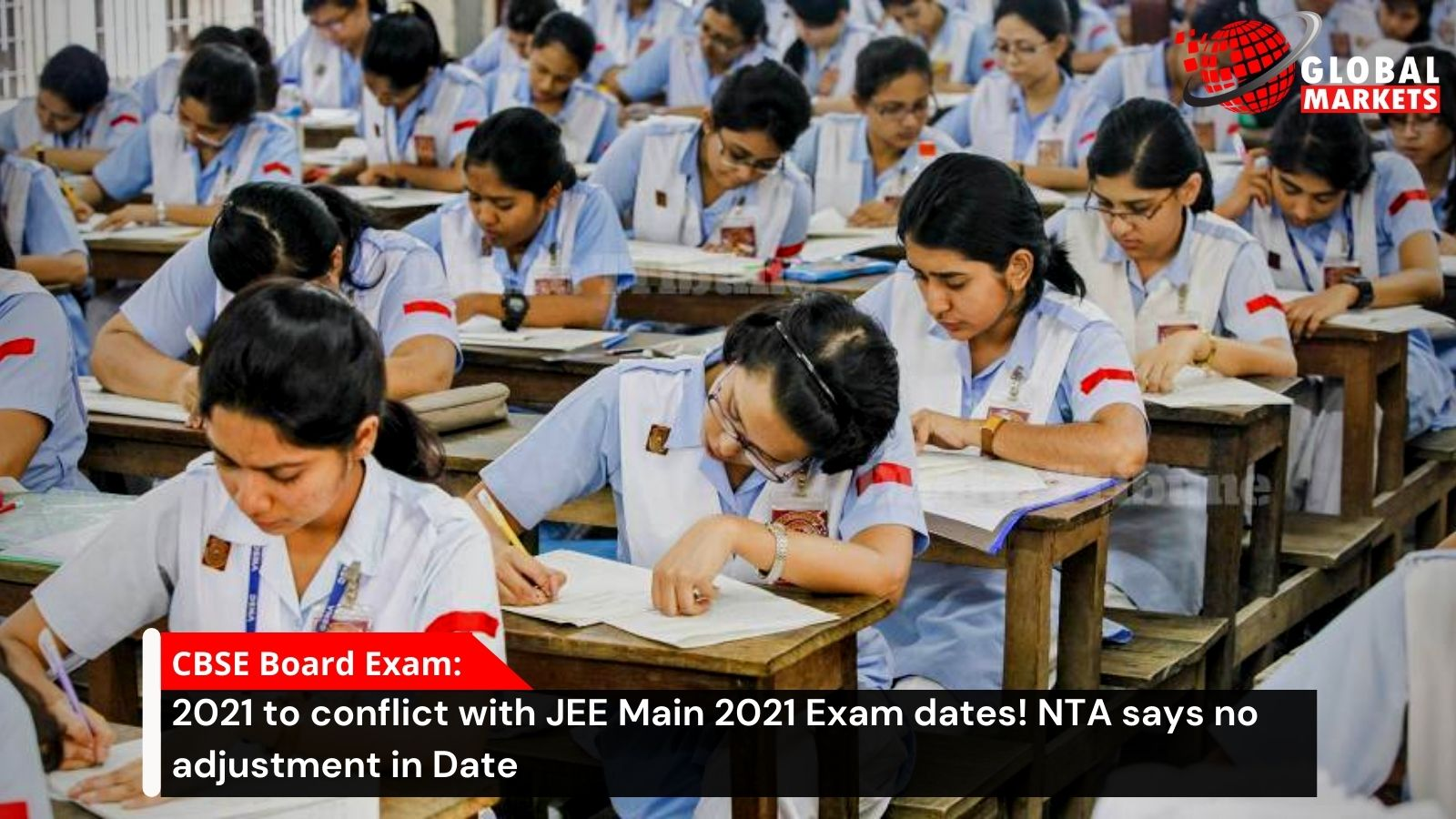 CBSE Board Exam 2021 to conflict with JEE Main 2021 Exam dates! NTA says no adjustment in Date