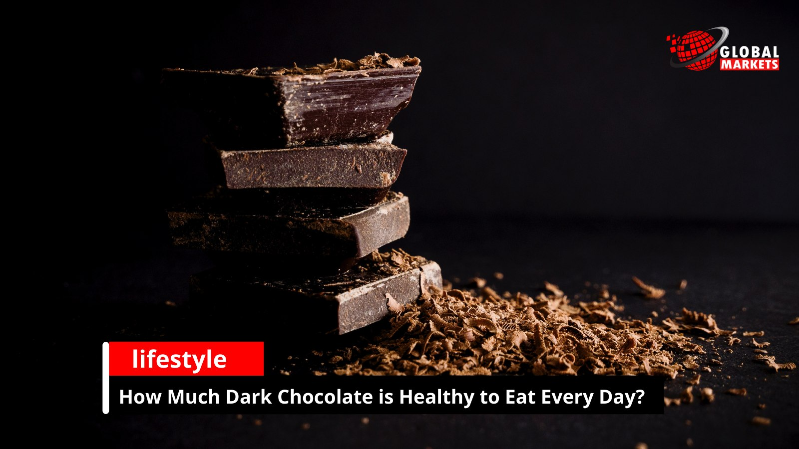 How Much Dark Chocolate is Healthy to Eat Every Day?