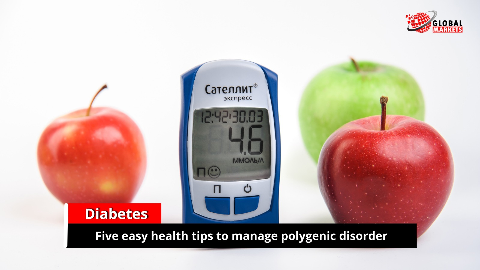 Five easy health tips to manage polygenic disorder