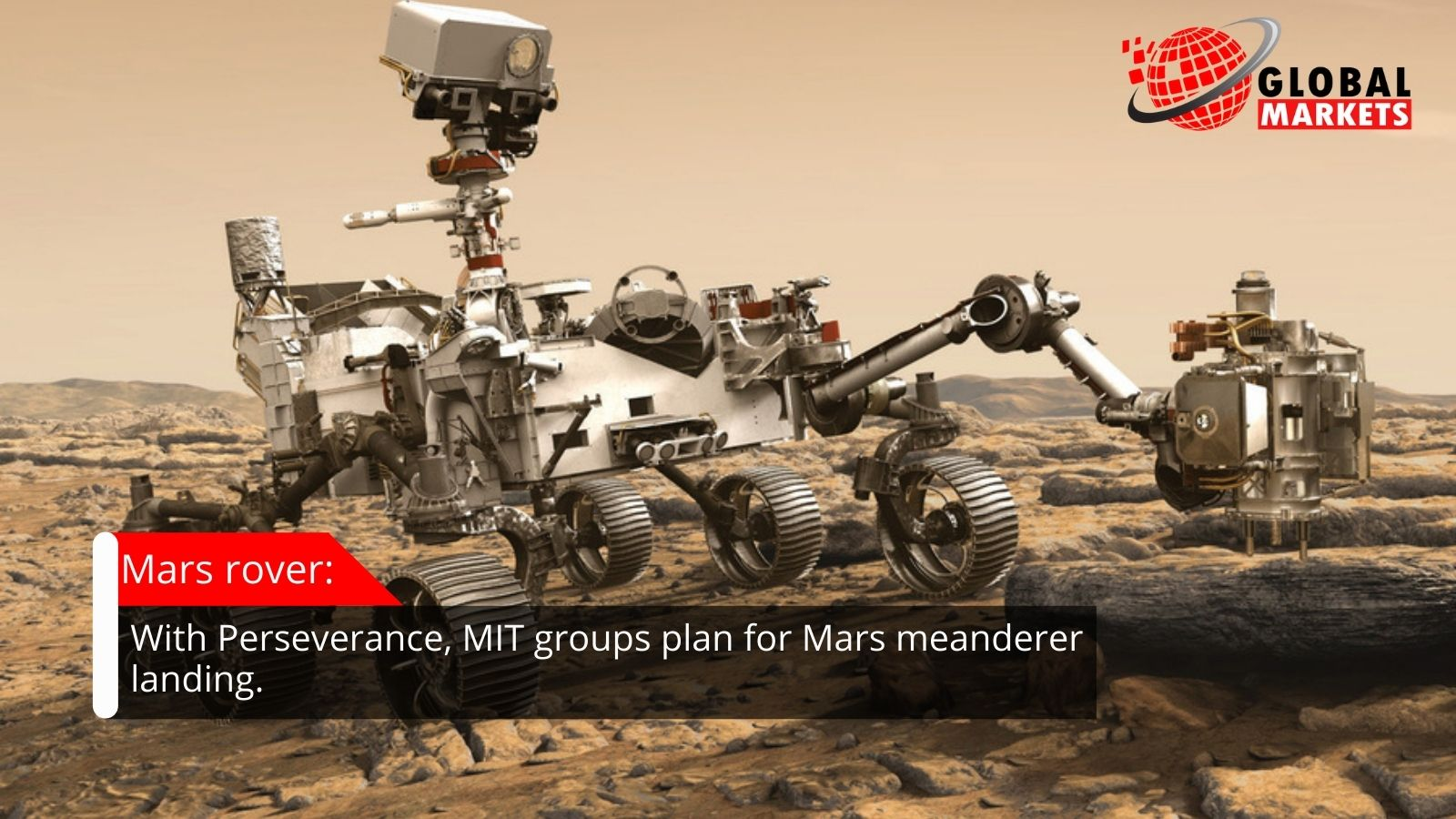 With Perseverance, MIT groups plan for Mars meanderer landing