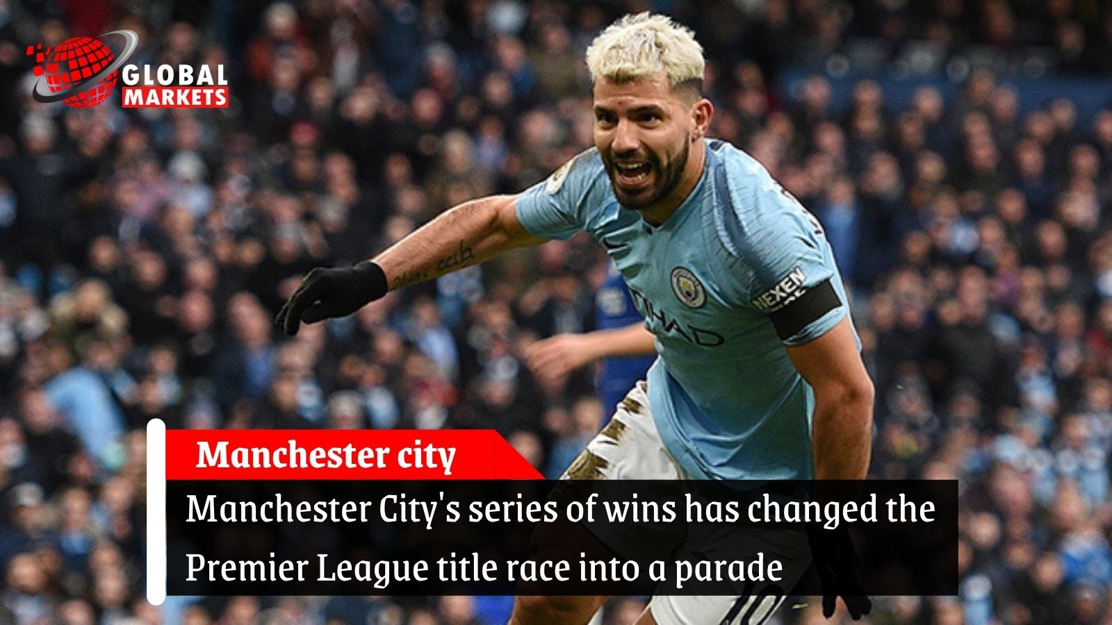 Manchester City's series of wins has changed Premier League title race into a parade.