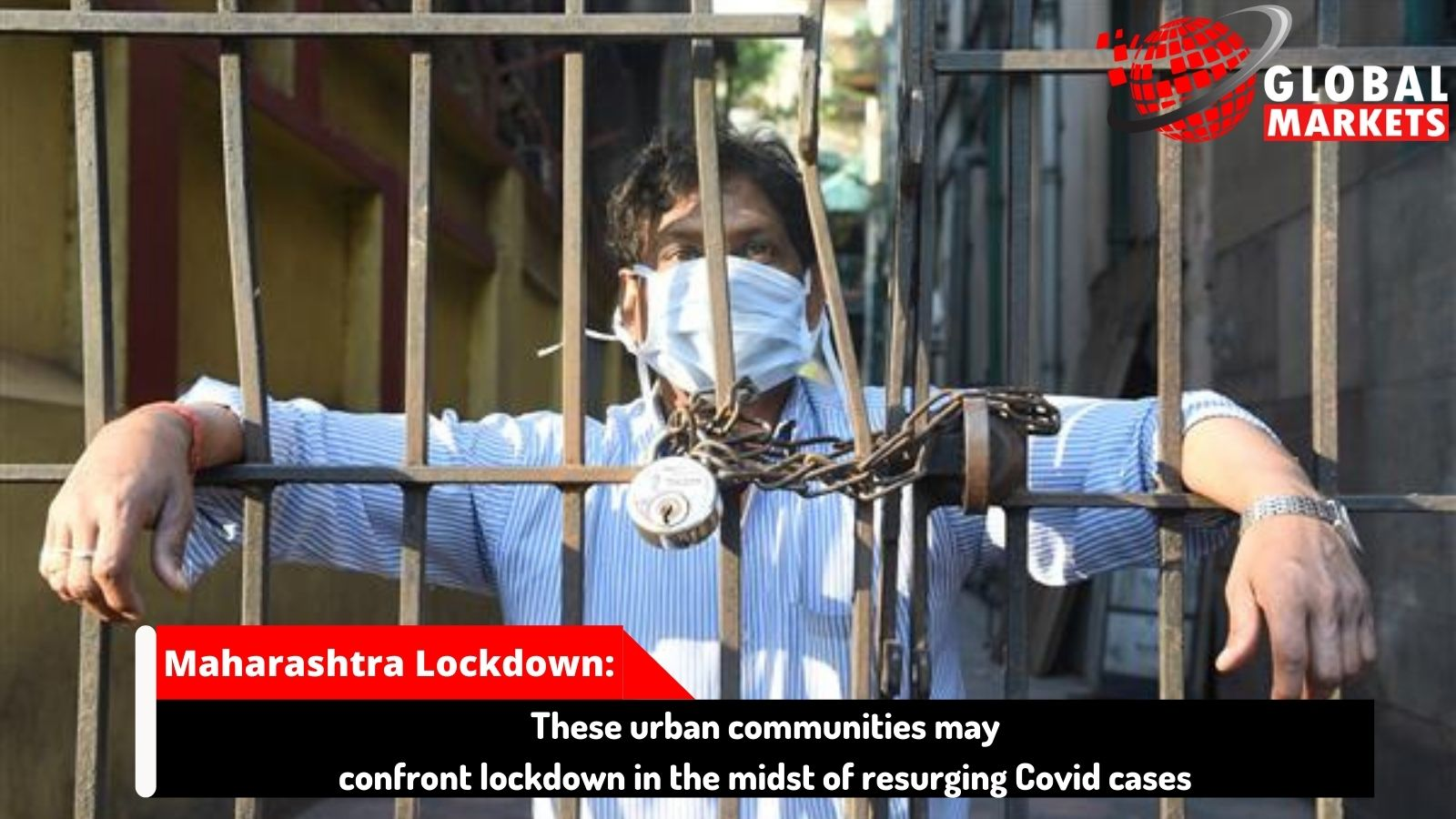 These Maharashtra urban communities may confront lockdown in the midst of resurging Covid cases