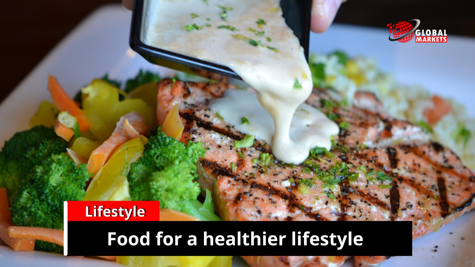Food for a healthier lifestyle