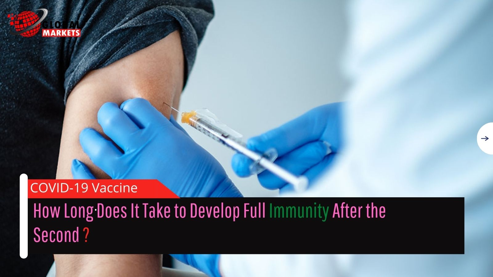 How long does it take to develop complete immunity after the second COVID-19 vaccine?