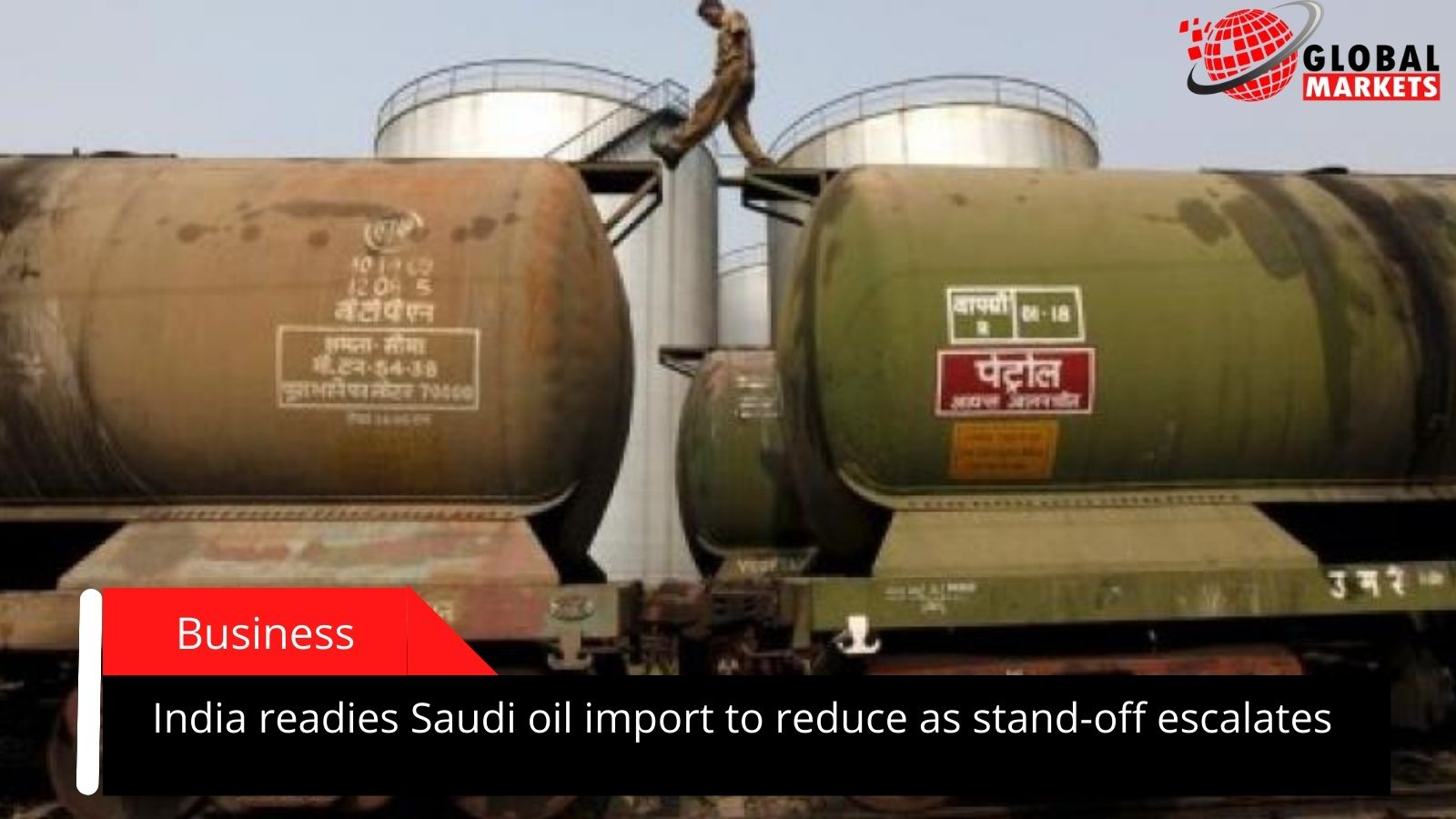 India readies Saudi oil import to reduce as stand-off escalates
