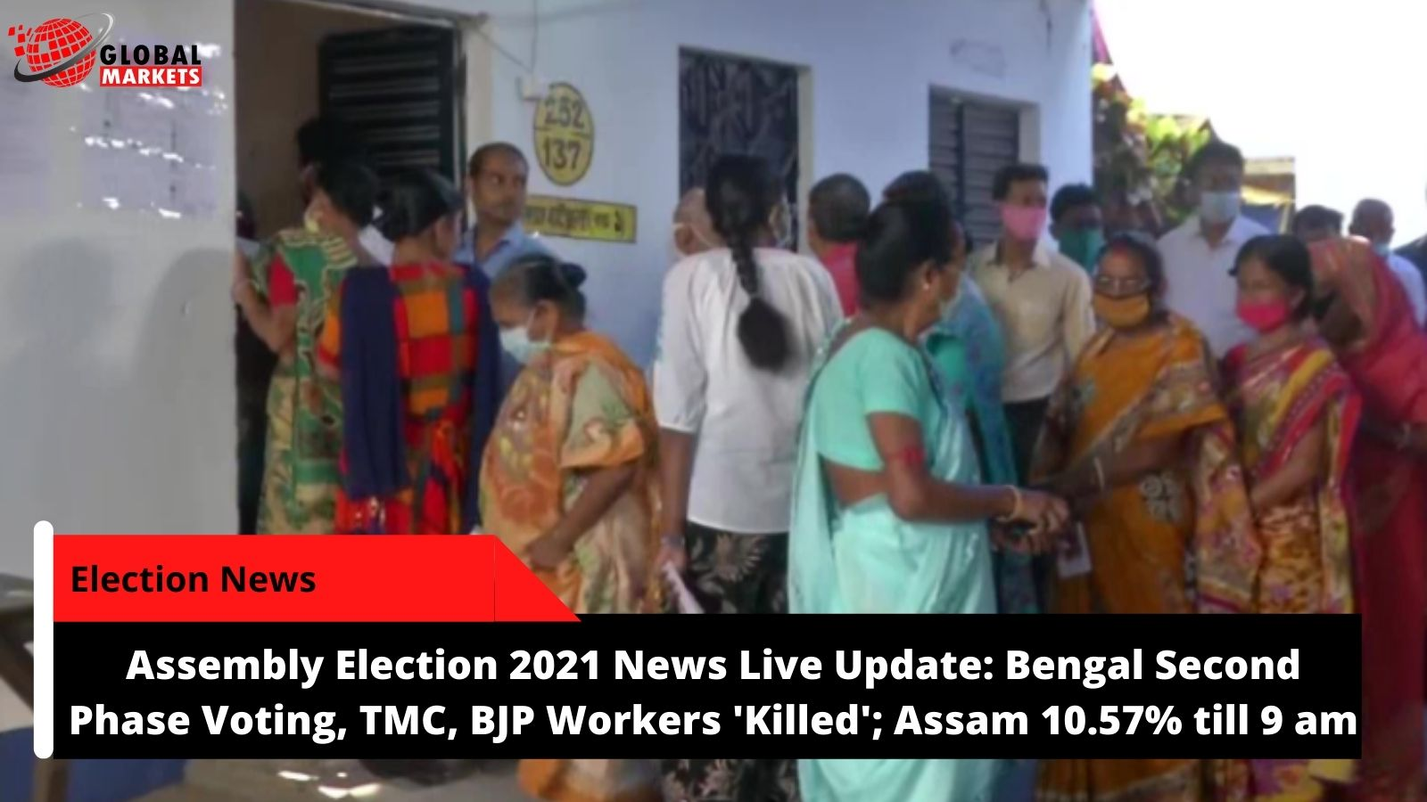 Assembly Election 2021 News Live Update: Bengal Second Phase Voting, TMC, BJP Workers 'Killed'