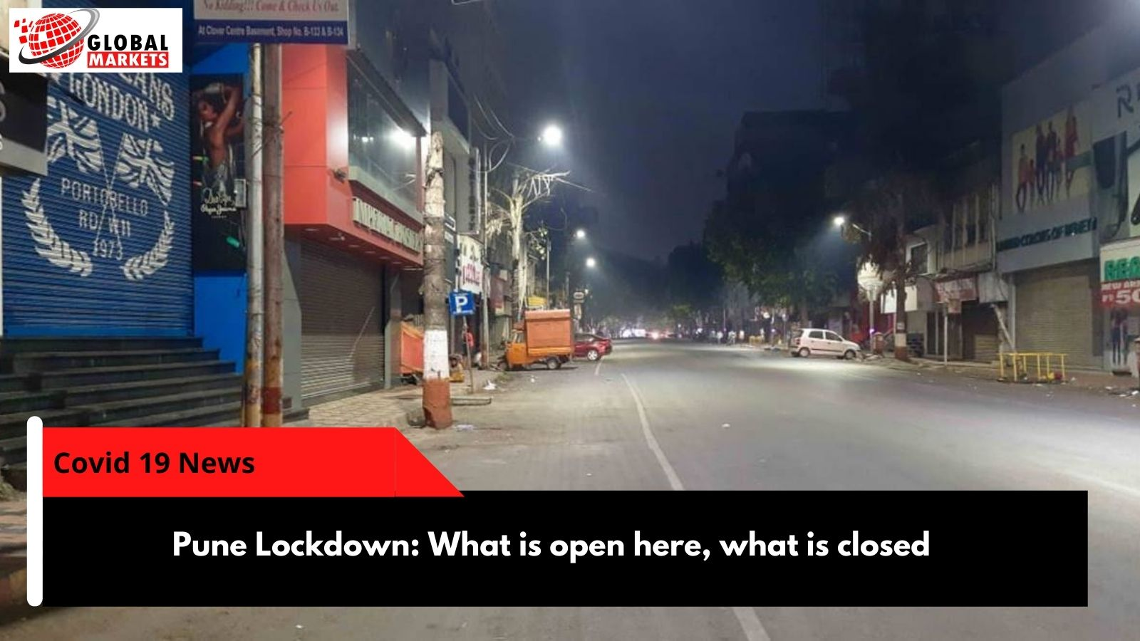 Pune Lockdown: What is open here, what is closed
