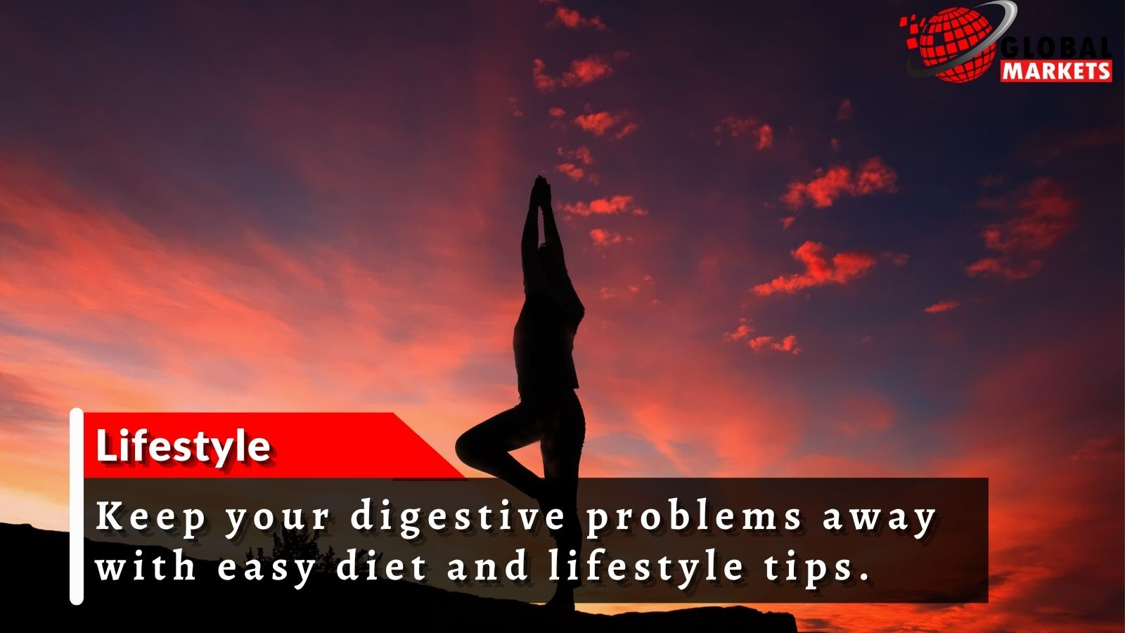 Keep your digestive problems away with easy diet and lifestyle tips.