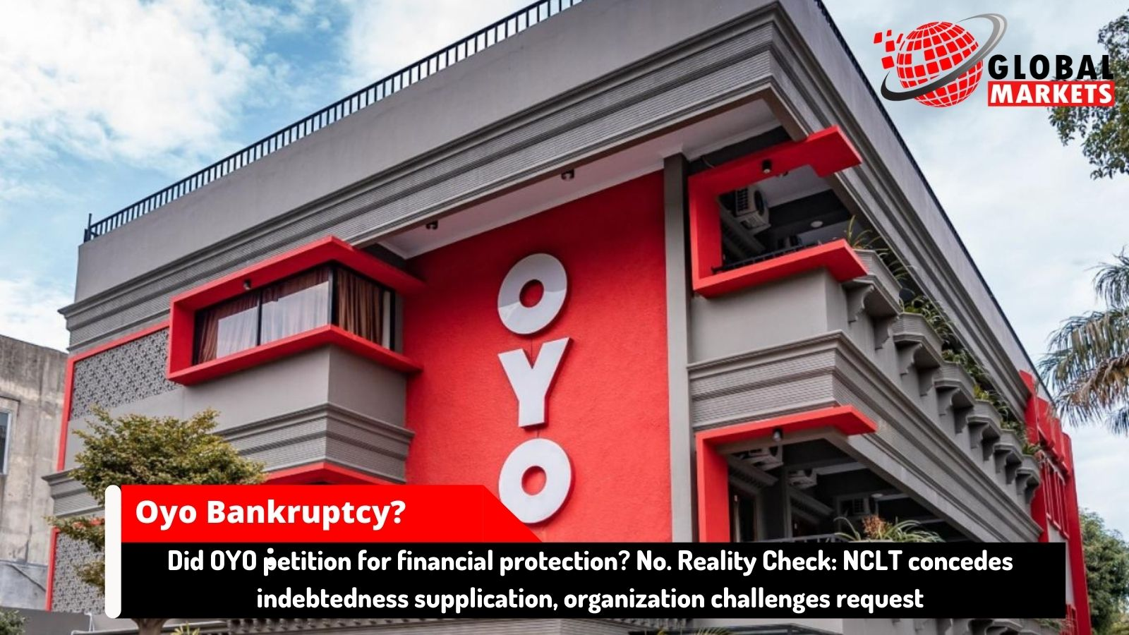 Did OYO petition for financial protection? Know Reality Check