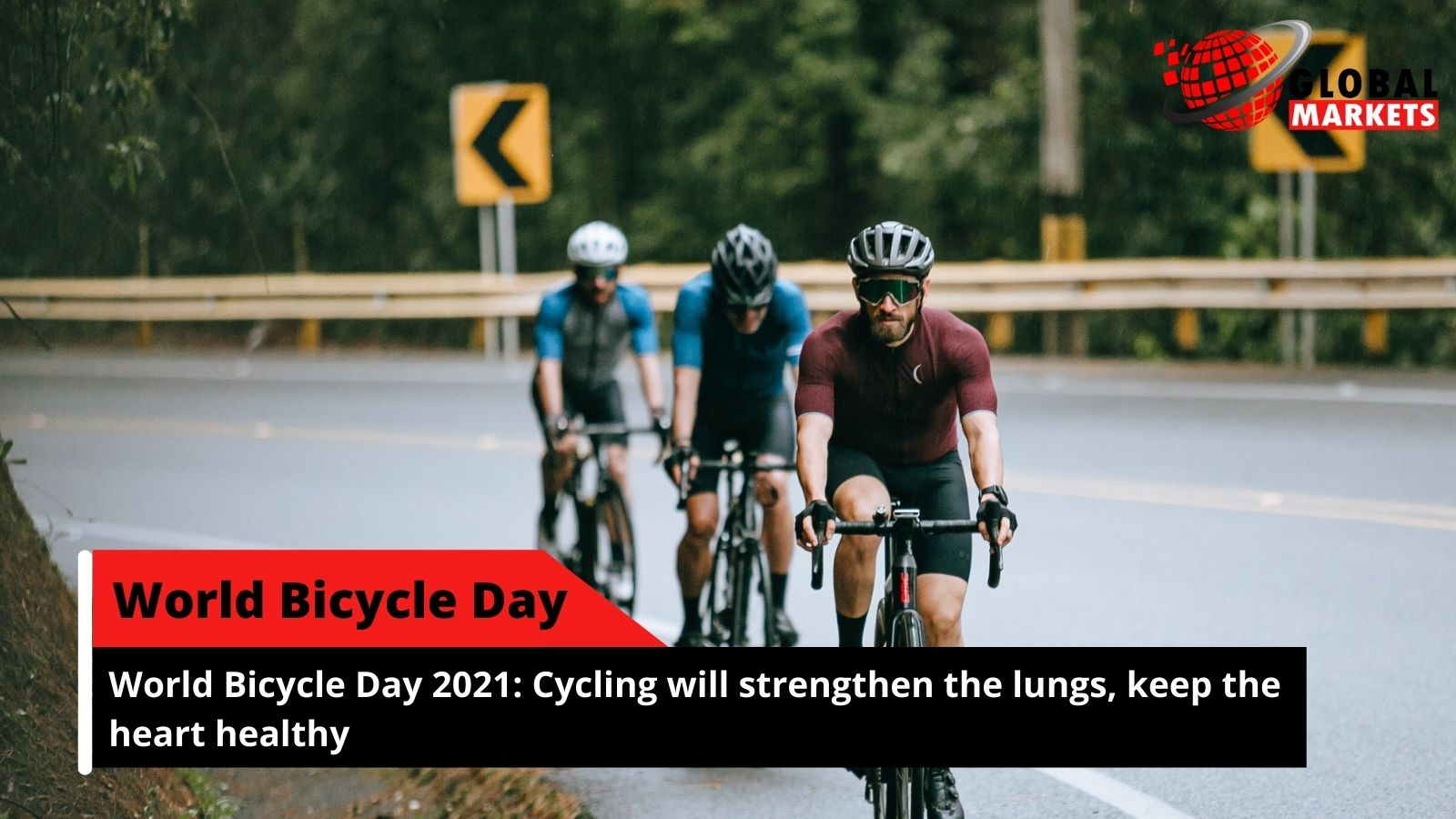 World Bicycle Day 2021: Cycling will strengthen the lungs, keep the heart healthy