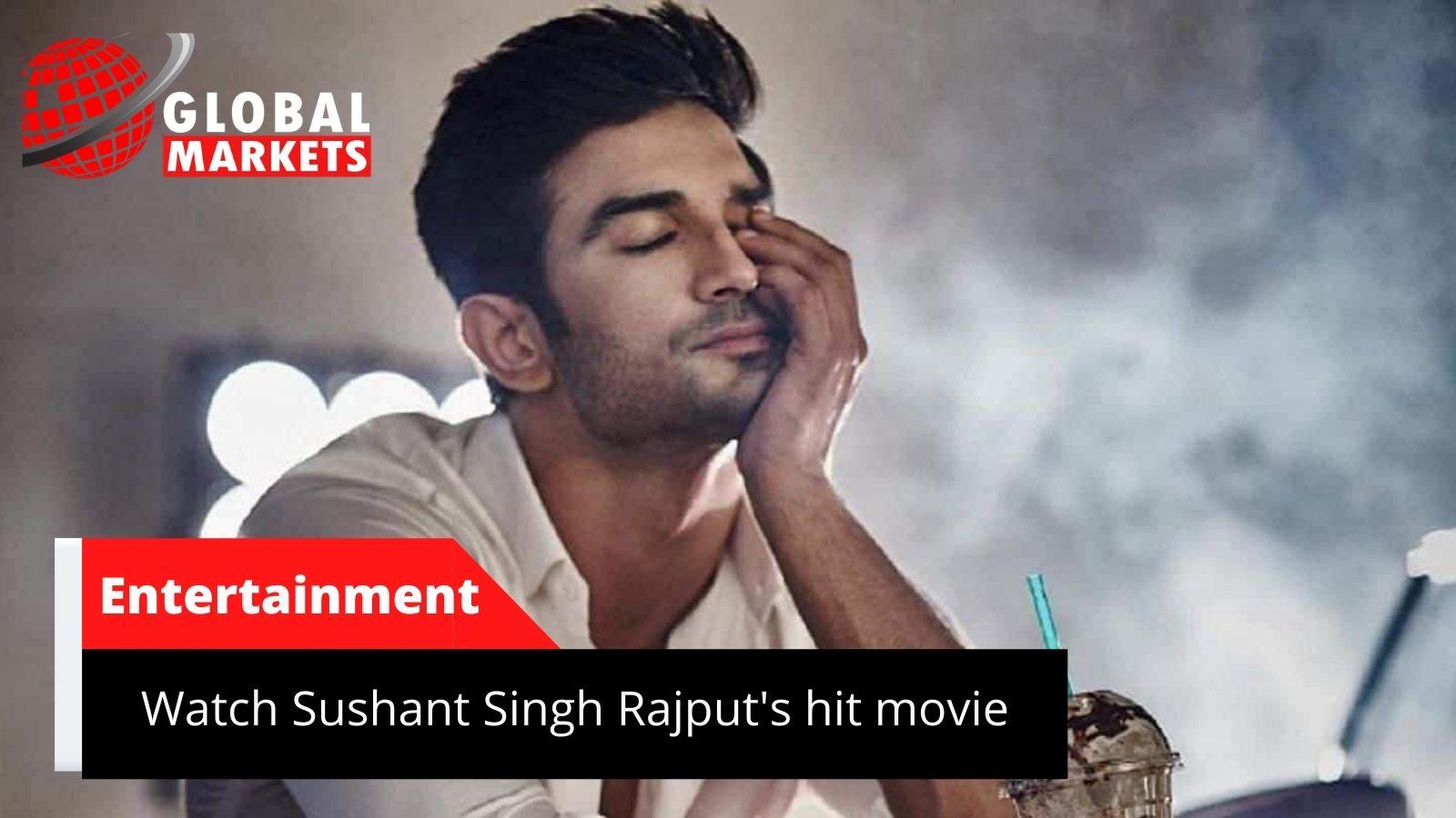 Top 5 Movie In Memories of Sushant Singh Rajput Death Anniversary
