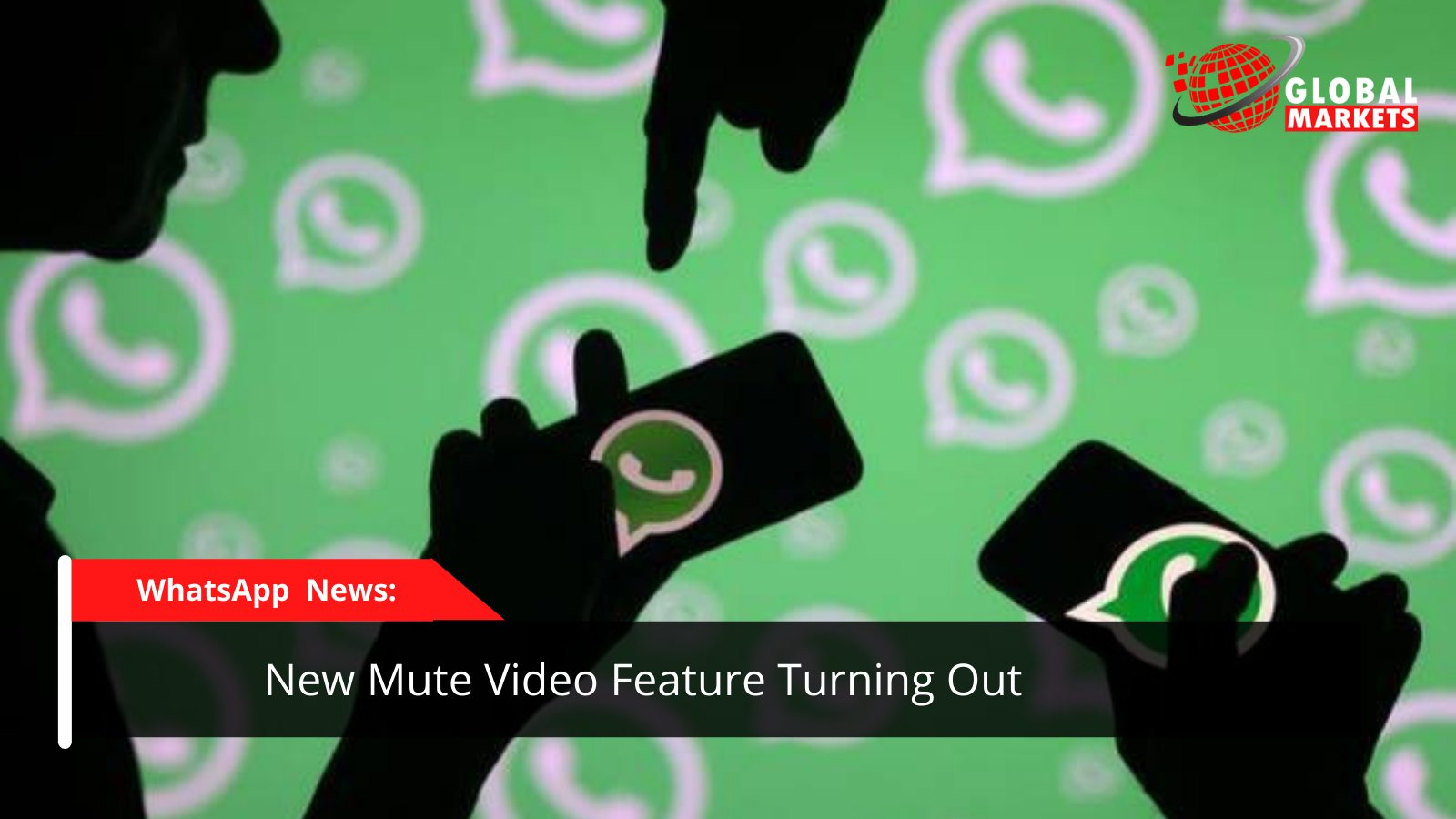 WhatsApp most recent news: NEW quiet video feature turning out